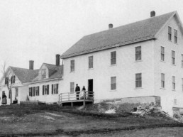 The Vinalhaven Poor Farm, ca. 1925