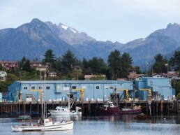 The seafood producers plant in Sitka.