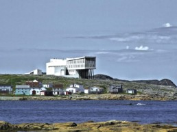 The Fogo Island Inn