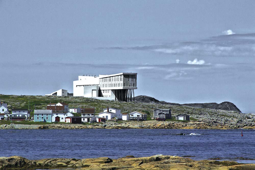 A Rock Revived Newfoundland S Fogo Island Island Journal