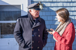 Elder Care Fellow Maddey Gates interviews David Cooper on North Haven.