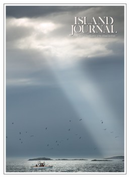 Island Journal 2013 cover