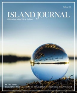 Island Journal 2016 cover