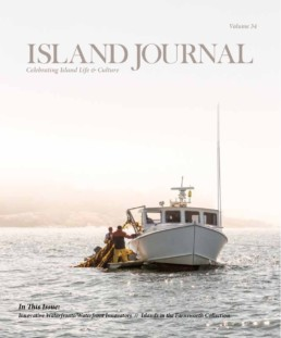 Island Journal 2018 cover
