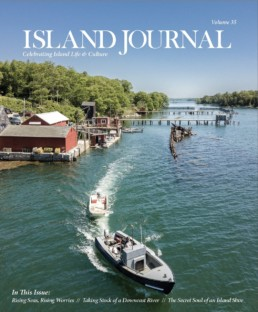 Island Journal 2019 cover