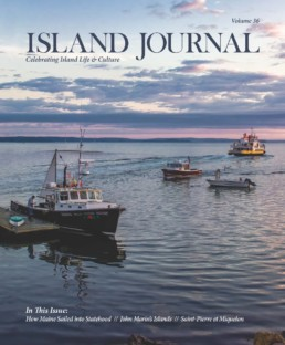Island Journal 2020 cover